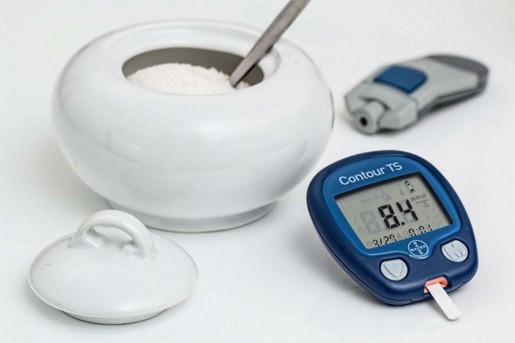 stevia vs suiker
